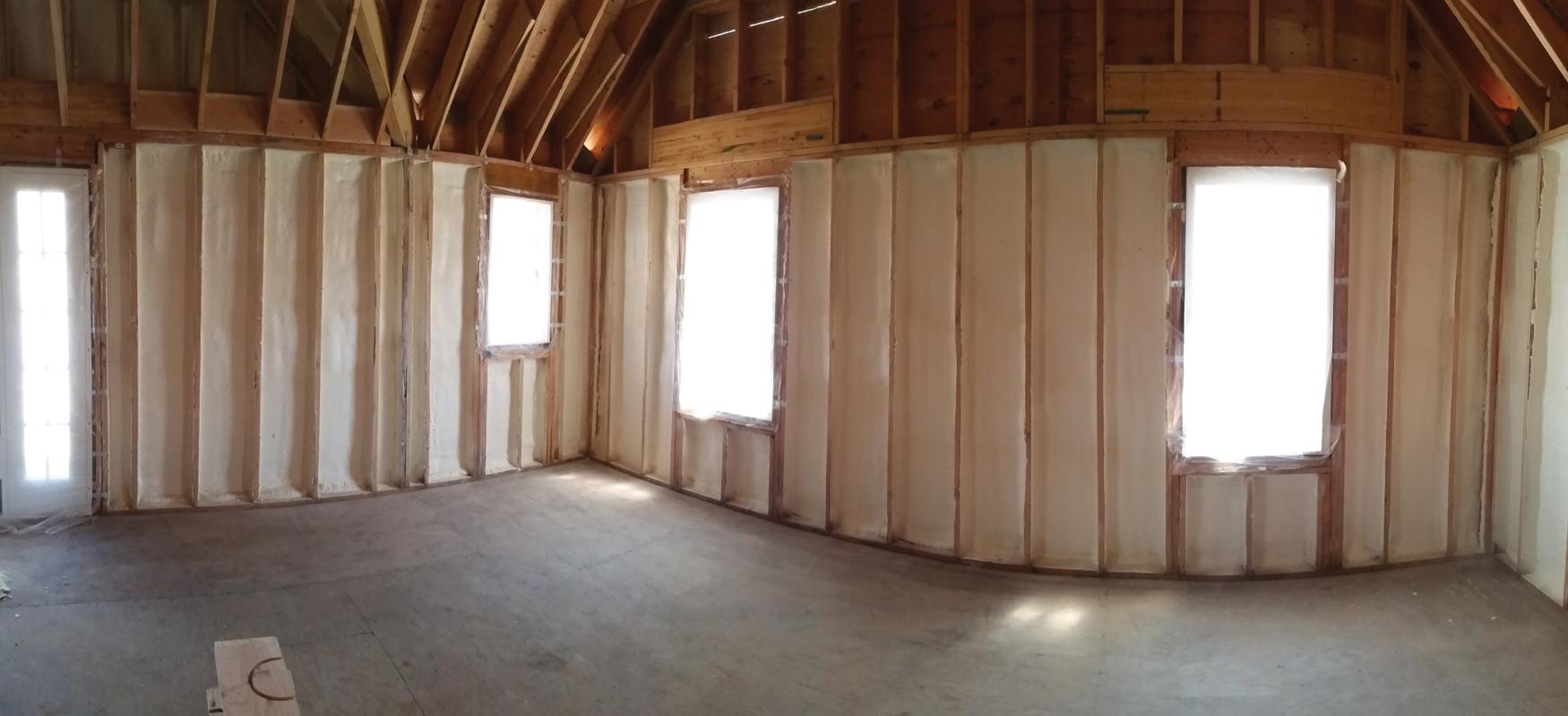 External Timber Frame