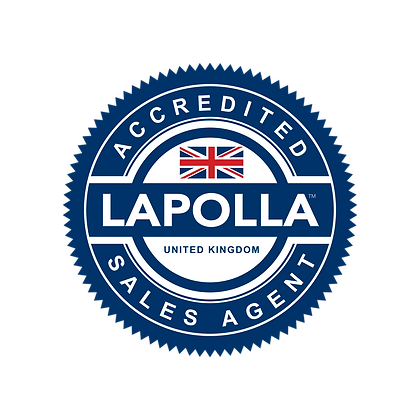 Lapolla UK Accredited Sales Agent Logo.p