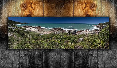 Piscinas naturais da Guarda do Embaú