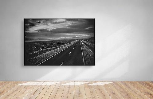 Ruta 40 na Argentina, uma das mais clássicas carreteras do nosso continente.