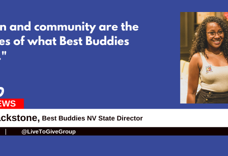 """Connection and community are the cornerstones of what Best Buddies represents."" -Passion Forward #2"