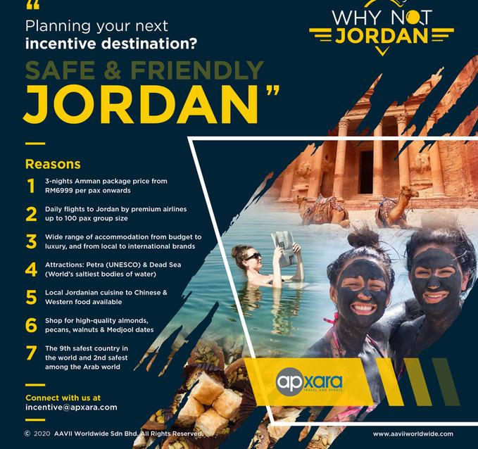 Why Not - Jordan