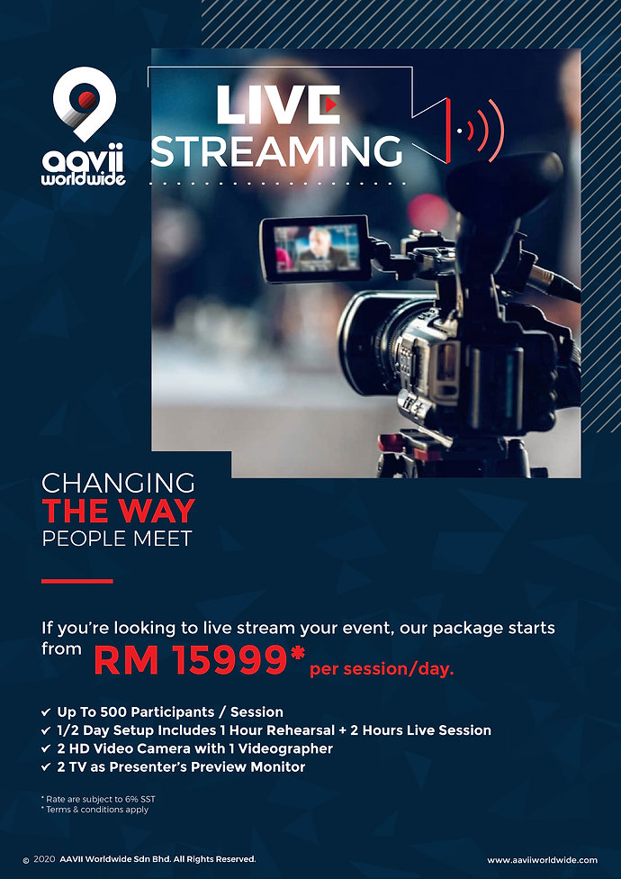 Live Streaming 15999