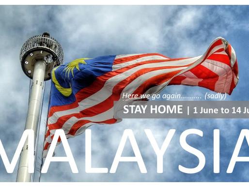 Embracing Malaysia's Third Lockdown