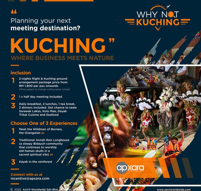 Why Not - Kuching