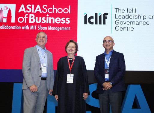 How Did We Pull of a High-Profile Conference for The Iclif Leadership and Governance Centre (ICLIF)?