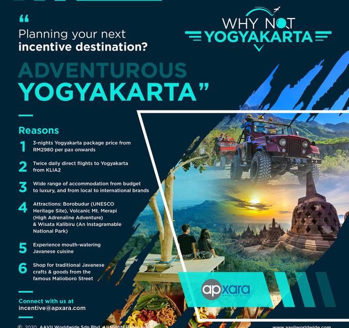Why Not - Yogyakarta