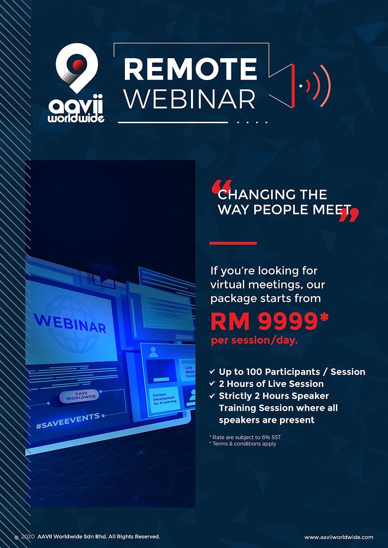 Aavii Promo Bundle 2020_A4R5_Remote Webi