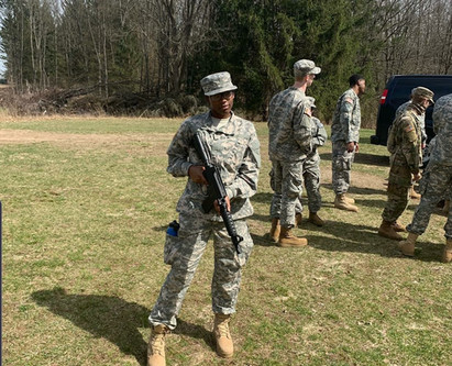What it takes to be a soldier in the US Army! - Charmaine Poe