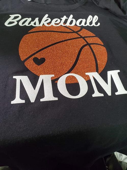 'Basketball Mom' Tee