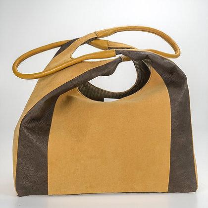 Maxi Shopping Bag Bicolor