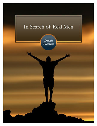 In Search of Real Men