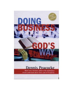 Doing Business God's Way [WV03]