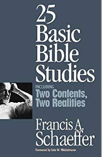 25 Basic Bible Studies: Including Two Contents, Two Realities