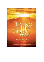Living Life God's Way [LLGW-01]