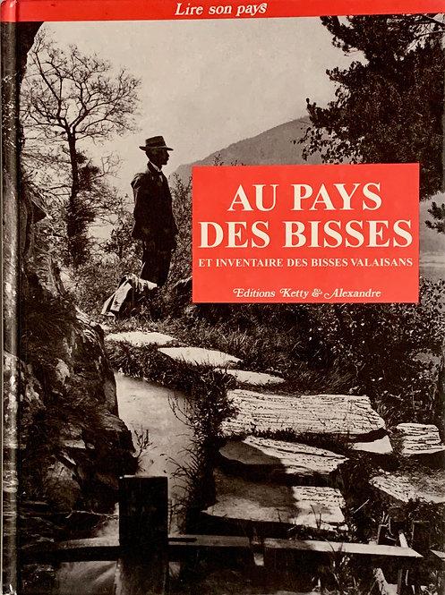 Au pays des bisses.Auguste Vautier