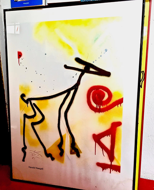Affiche,  Haral  Oskar Nägeli