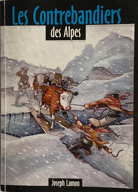 Les contrebandiers des Alpes.Joseph Lamon