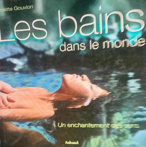 Les bains dans le monde
