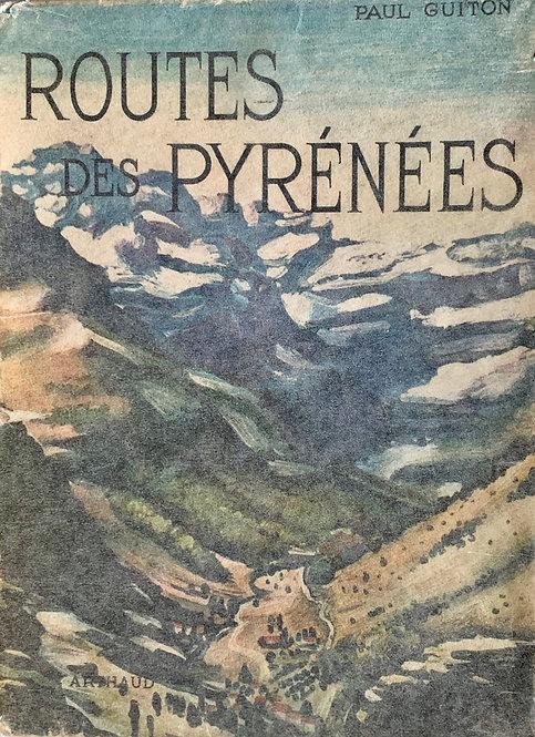 Route des Pyrénées:Paul Guitton