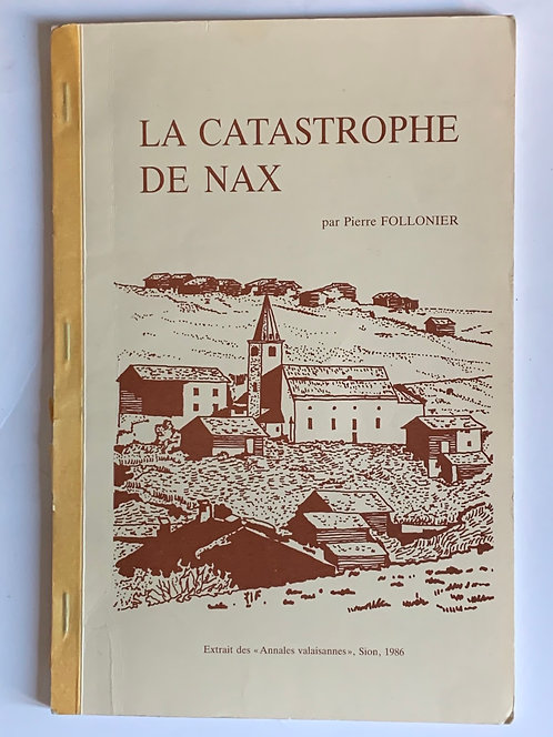 La catastrophe de Nax