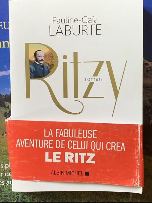 Ritzy, la fabuleuse aventure de celui qui créa le RITZ
