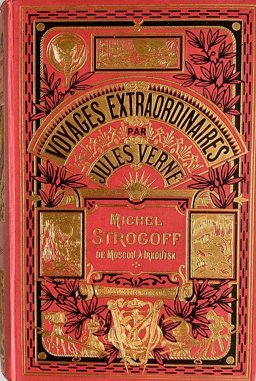 Michel Strogoff. Jules Verne