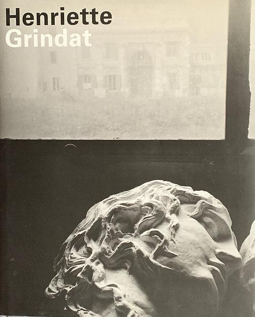 Henriette Grindat; photographies