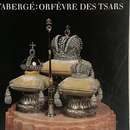 Faberge , orfèvre des tsars