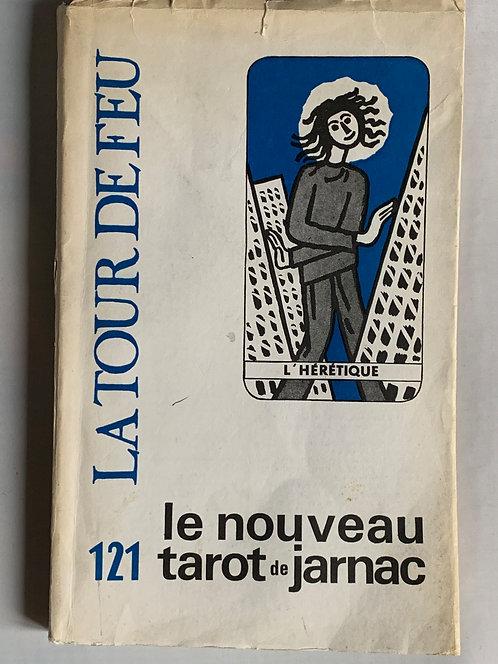 La Tour de Feu.Le nouveau tarot de Jarnac