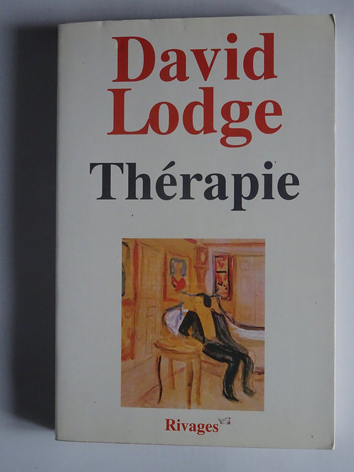 Thérapie-  David  Lodge