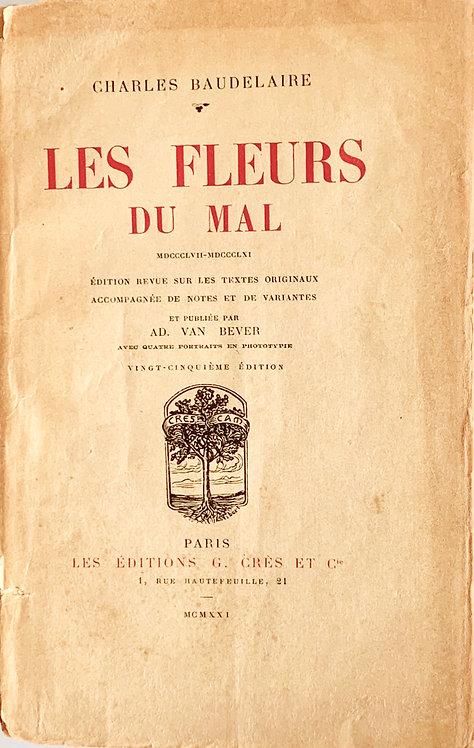 Les fleurs du mal. Charles Baudelaire