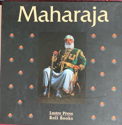 Maharaja;  Sharada Dwivedi