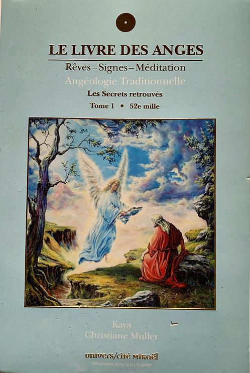 Le livre des Anges-Kaya Christinane Muller