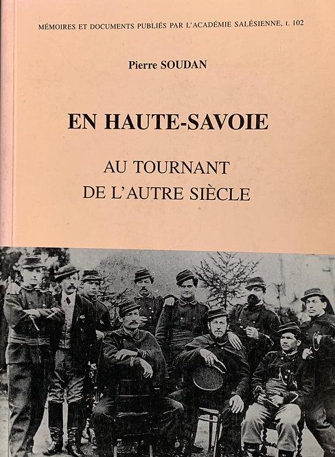 En haute Savoie: Pierre Soudan