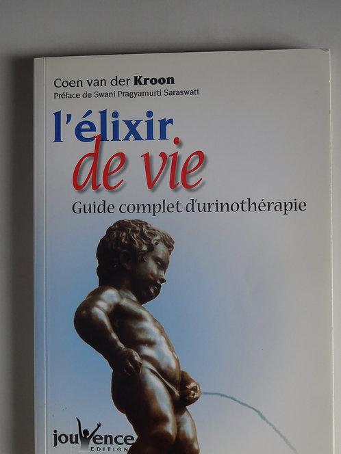 L'élixir de vie. Coen Van der Kroon
