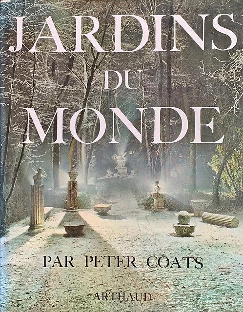 Jardins du monde.Peter Coats