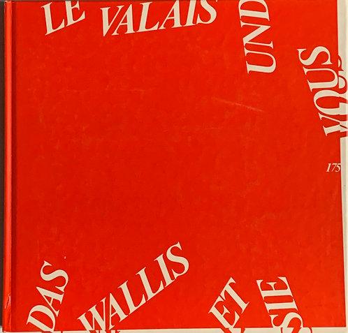 Le Valais et vous.Collectif
