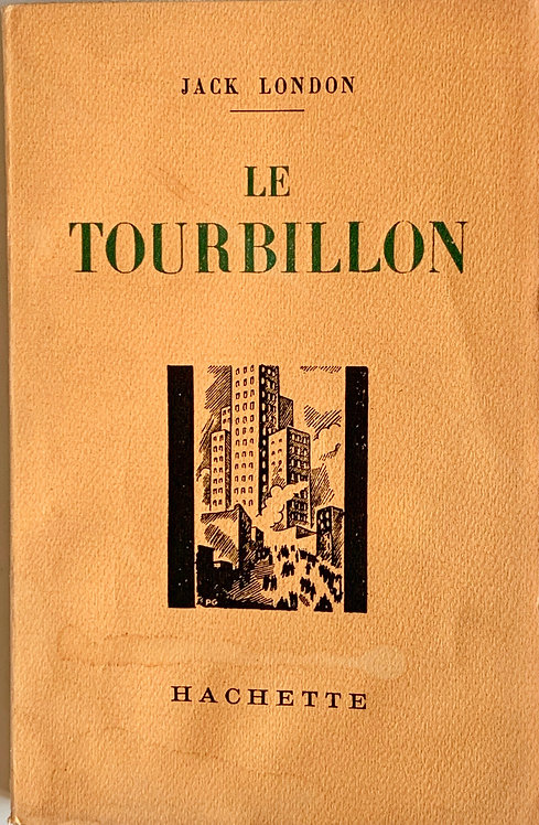 Le tourbillon.Jack London