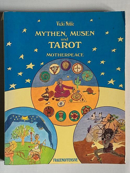 Mythen,Musen,und tarot.  Vicki  Noble