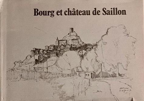 Bourg et château de Saillon.Collectif