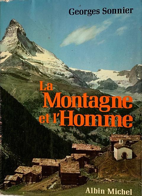 La montagne et l'homme: Georges Sonnier