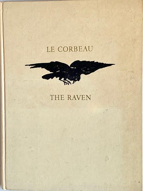 Le corbeau-The Raven. Edgar Allan Poe