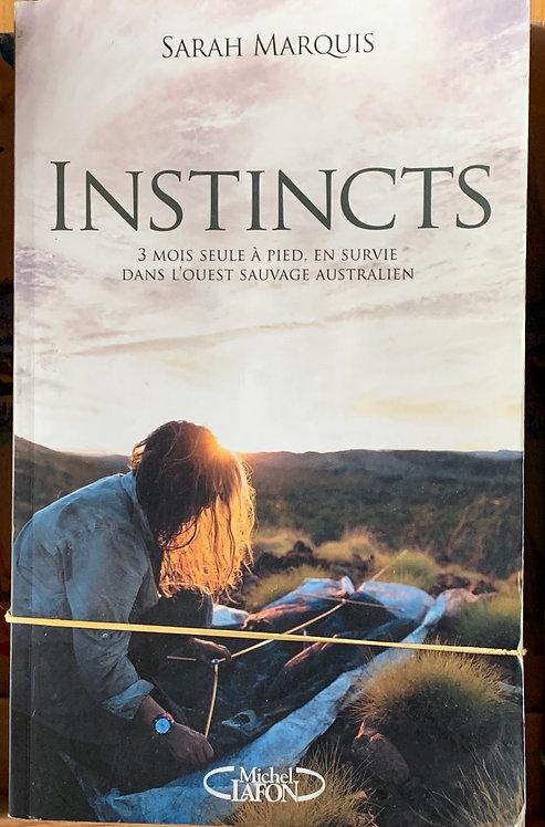 Instincts: Sarah Marquis