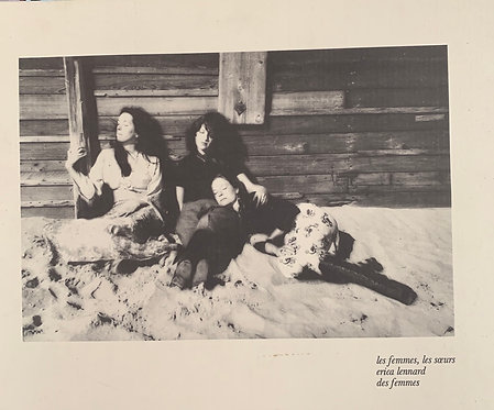 Les femmes , les sœurs , Érica  Lennard , des femmes