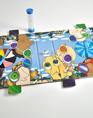 SLOOOOKS! Board Game
