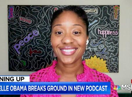 Michelle Obama's Podcast