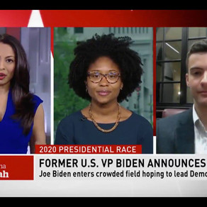 VP Biden Announces Presidential Campaign