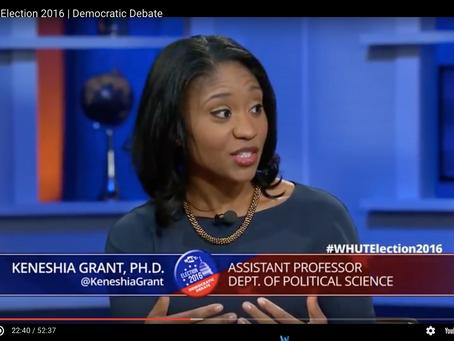 2016 Democratic Presidential Nomination Debate Coverage