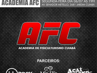 Degustação na Academia AFC